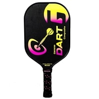 Dart Composite Pickleball Paddle by GAMMA