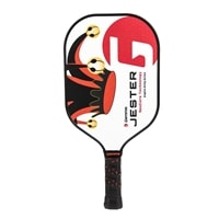 Jester Graphite Pickleball Paddle by GAMMA