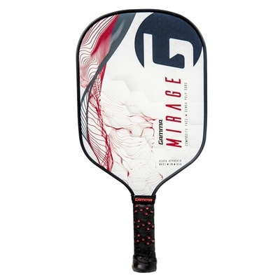 Mirage Composite Pickleball Paddle by GAMMA