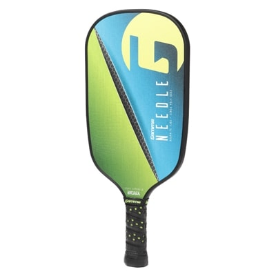 Needle Graphite Pickleball Paddle by GAMMA