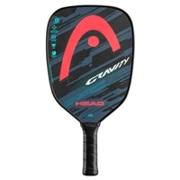 Hybrid hitting surface, polymer core. Choose from two weights and two colors