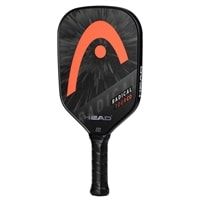 Composite hitting surface, polymer core. Choose from two colors
