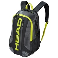 The Elite Pickleball Backpack by HEAD offers multiple storage compartments