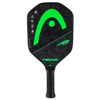 Extreme Lite Graphite Paddle, polymer core and graphite face. Choose from green or white