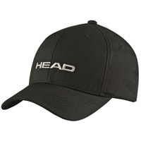 HEAD Pickleball Hat with embroidered logo. Choose from black, navy red or white.