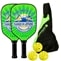 Margaritaville 'Changes in Latitudes' Bundle- includes two paddles and 3 outdoor balls.