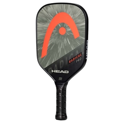 Radical Pro Composite Pickleball Paddle, polymer core and fiberglass face.