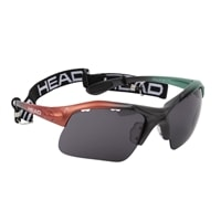 Raptor Eyewear includes 2 colors of replacement lenses.