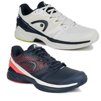 Sprint Pro Shoe 2.5 by Head for Men in dark blue/neon red or white/dark blue