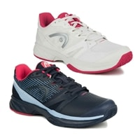 Sprint Pro Shoe 2.5 by Head for Women in dark blue/magenta or white/pink