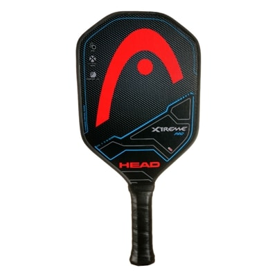 HEAD Xtreme Pro Composite Pickleball Paddle, polymer core and fiberglass face.