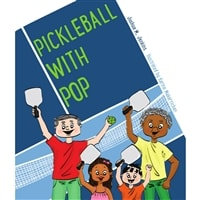 Max and his grandfather introduce pickleball to his classmates in this fun children's book.