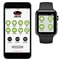 Remote Control for Apple devices, controls your Pickle Two Ball Machine