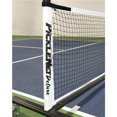 Deluxe Picklenet Replacement Net - fits Deluxe Picklenet Portable Net System with Velcro fasteners