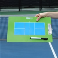 Dry erase clipboard for teachers and coaches.
