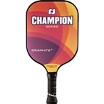 Champion Graphite X Paddle, choose from Midnight or Sunrise