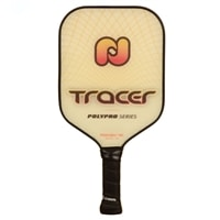 PolyPro Tracer Composite Paddle, choose from orange or blue color options.
