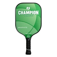 Champion Graphite 2.0 Paddle, choose from Atlas Blue, Fire Red, Aurora Green or Solar Orange