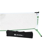 3.0 Tournament Net, regulation size with power-coated frame, net and handy carrying bag.