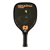 The Venom2 Paddle features a menacing scorpion ready to strike.  Choose from green or orange.