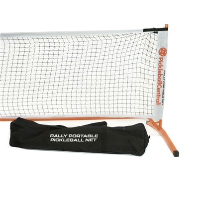Regulation size portable net with carry bag, exclusively from PickleballCentral!