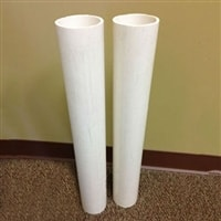 PickleballCentral PVC Sleeves for use with PickleballCentral posts