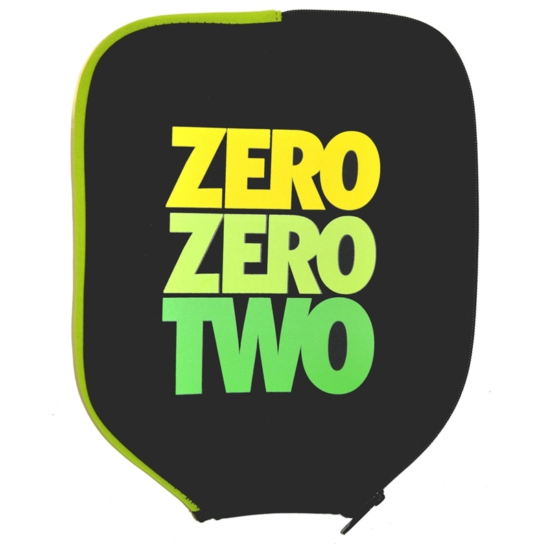6d694b3ef Zero Zero Two Pickleball Paddle Cover | Check out our Free Shipping ...