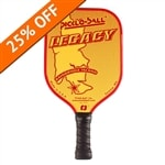 The Classic Legacy Paddle was named in tribute to the birthplace of Pickleball, Bainbridge Island, Washington.