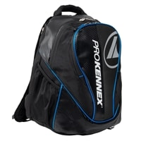 Qgear Backpack features large main compartment and padded straps for comfort.