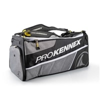 Qgear Pro Bag features adjustable dividers inside large main compartment.
