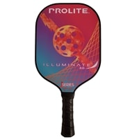 Illuminate 2.0 Pickleball Paddle-choose from blue or coral.
