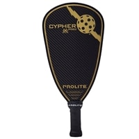 ProLite Cypher Pro Carbon Fiber Pickleball Paddle-elongated design