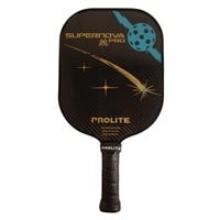 SuperNova Pro Graphite Paddle-choose from blue, red, green, and orange