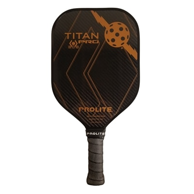 Titan Pro Pickleball Paddle-choose from silver, gold or copper