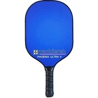 Phoenix Ultra II Pickleball Paddle-choose from red, blue or black colors in this heavyweight paddle.