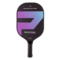 Bantam EX-L Pro, choose from two grip sizes in blue, green, purple, red and yellow