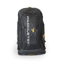 Paddletek Tour Backpack has ample storage options for all your pickleball gear.