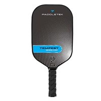 Paddletek Tempest Reign Pro Paddle is available in two grip sizes and five colors.