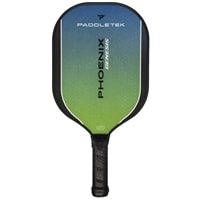 Phoenix Genesis Composite Pickleball Paddle, choose from five colors.