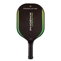 Phoenix Genesis Pro Composite Pickleball Paddle, choose from five colors.