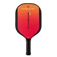 Phoenix G6 Composite Pickleball Paddle, choose from five colors.