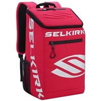 "Selkirk Team Performance Backpack features large main compartment and 3 internal compartments. Measures 11 x 11 x 20.5""."