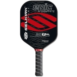 30P-XL Epic Paddle in three eye-catching colors, Blue Crush, Crimson Coal, Indigo Rose, Blue Note, and Lemon Lime.