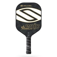 AMPED Epic X5 FiberFlex Paddle, choose from blue, green, orange, or red