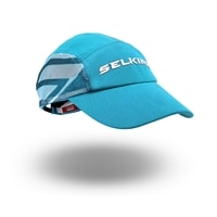 The Selkirk Jockey Hat, with an array of bold colors to coordinate with your favorite AMPED paddle.