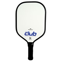 Club Composite Pickleball Paddle, low cost alternative to wood paddle