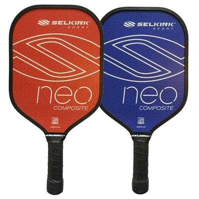 Selkirk Sport NEO Polymer Composite Ultimate Starter Pickleball Paddles