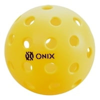 This ball offers true flight and consistent play, available in 3, 6, 12 or 100 count package.