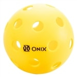 This ball offers true flight and consistent play, available in 3, 6 or 12 count package, yellow or orange