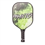 Phantom Composite Paddle, swirling two color design. Choose from red, blue, green, yellow, purple or white.